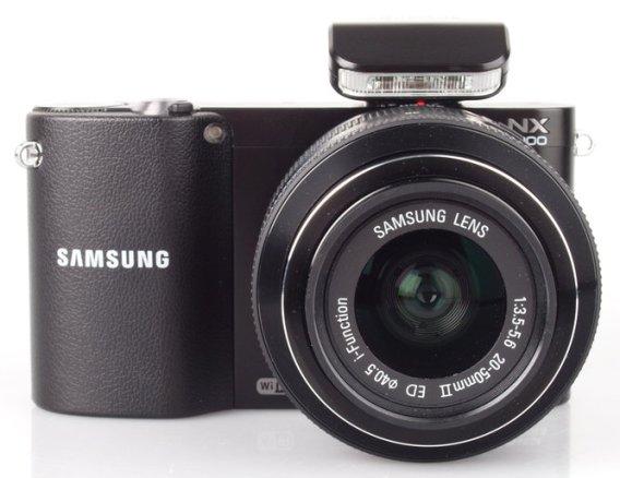 Samsung NX-1000 + 18-55 mm f3.5
