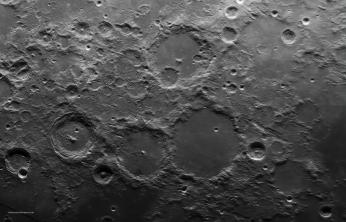 Alphonsus, Ptolemateus, Arzachel - 11.08.16 - Stgo. de Tuna, Perú