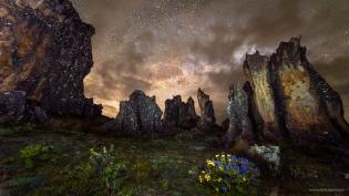 Bosque de Piedras de Hatun Machay, Huaraz. 26.05.17