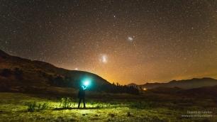 Cazador de Galaxias - 22.07.17 - Stgo. de Tuna, Perú