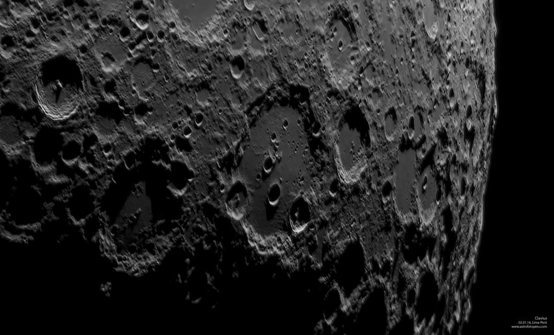 Clavius - 02.01.16 - astrofotoperu