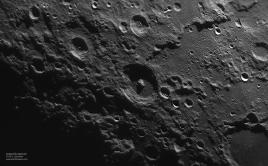 Cráter Piccolomini - Lima, Perú - 17.03.17