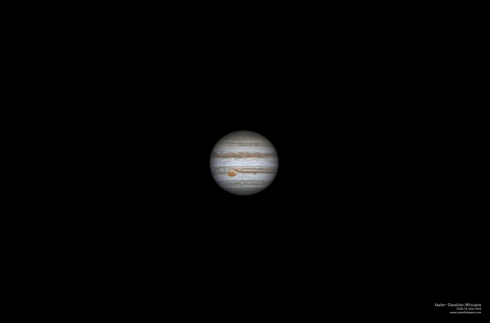 Oposición Júpiter - Winjupos - 22.03.16