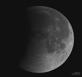 Eclipse Lunar - 27.09.15 - Sta. Eulalia-Perú - astrofotoperu