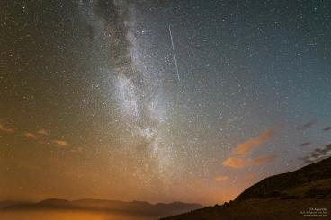 Lluvia de Estrellas ETA Acuáridas - Santiago de Tuna - Perú