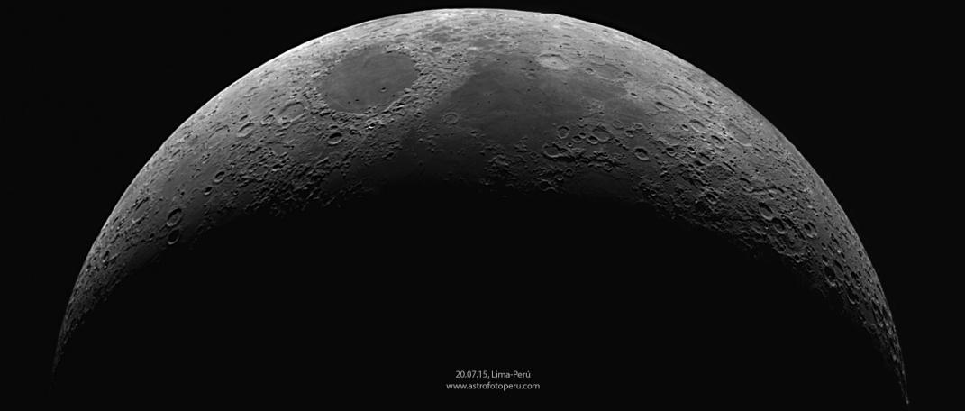 Luna - 20.07.2015 - astrofotoperu