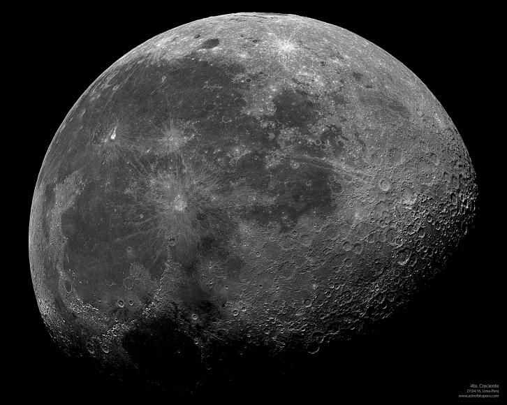 Luna - 27.04.16, Lima-Perú