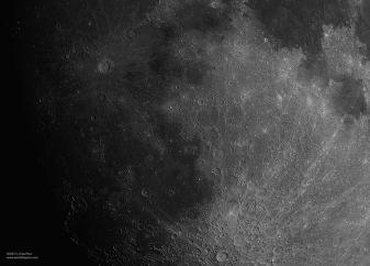 Luna - 30.06.15 - Lima-Perú - astrofotoperu