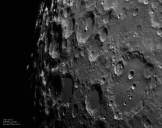 Luna - Cráter Clavius - Caraz-Ancash-Perú - 26.07.15 - astrofotoperu