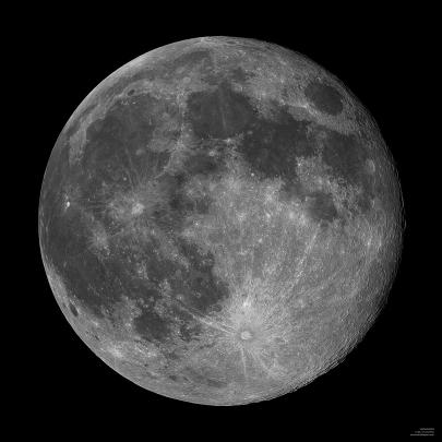 Luna Llena - 12.04.17 - Lima, Perú