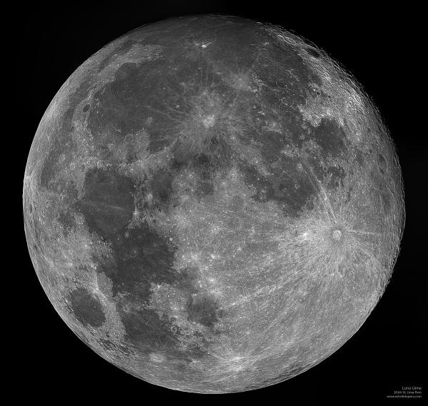 Luna Llena - 20.04.16, Lima-Perú