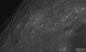 Luna - Montañas y Cañones - 30.06.15 - Lima-Perú - astrofotoperu