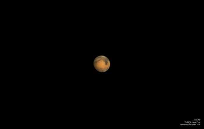 Marte desde Lima, el 19.06.16 - Re-Proceso
