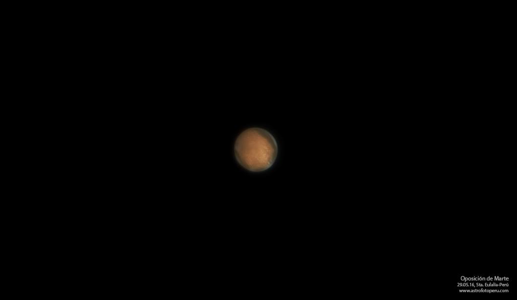 Marte 28.05.16, Sta. Eulalia - astrofotoperu