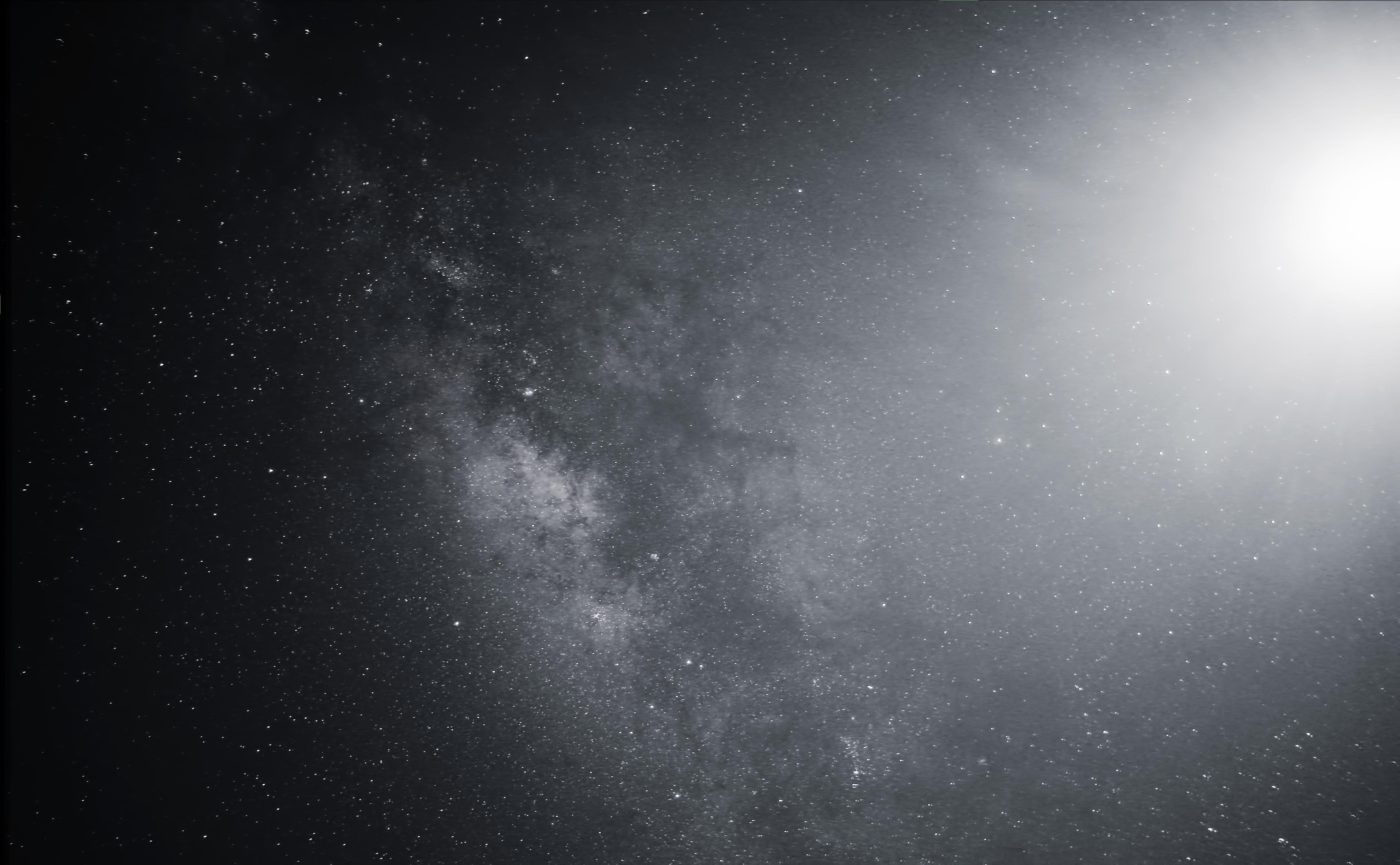 Galaxias - Vía Láctea - Caraz