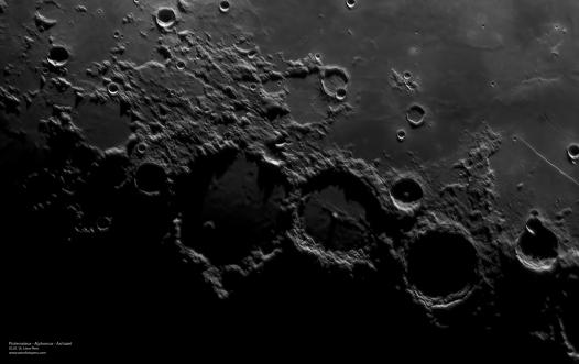 Ptolemateus - Alphonsus - Archazel - 02.01.16, Lima-Perú