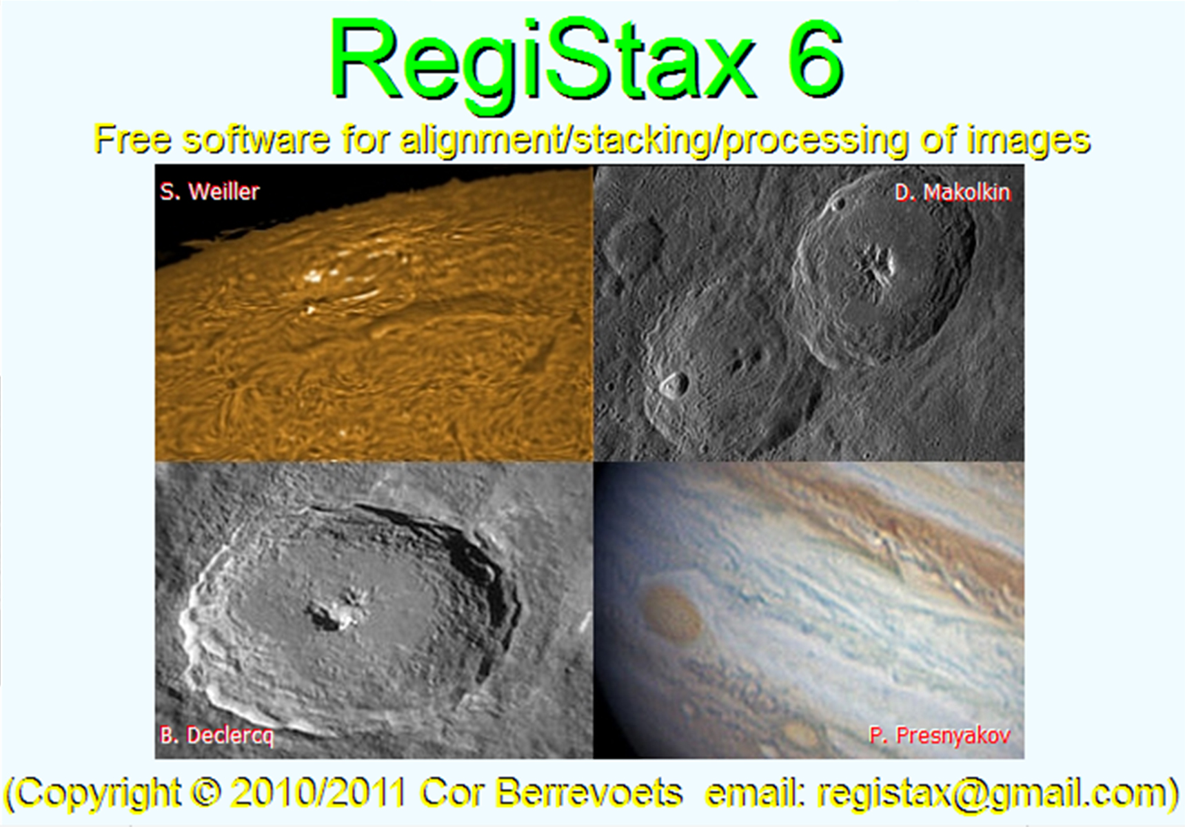 Registax Logo