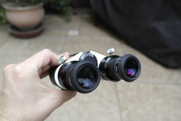 Equipo - Williams Optics Binoviewers + Oculares 2