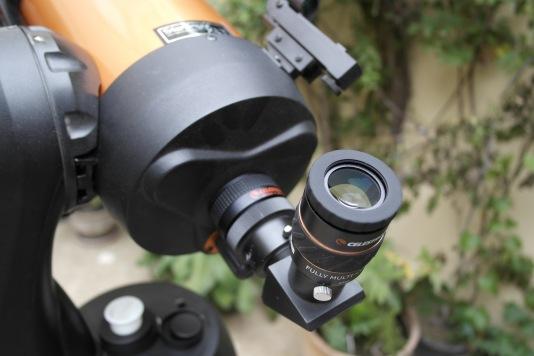 Equipo - Corrector Focal + Diagonal + Ocular