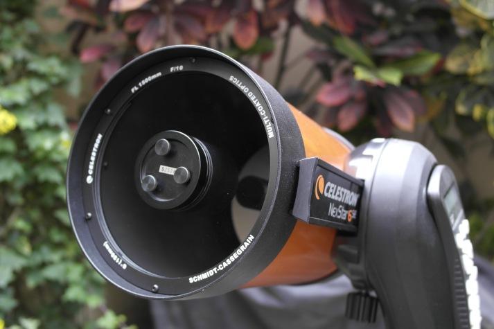Equipo - Telescopio - Frente