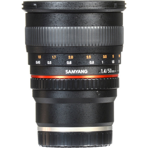 Samyang 50 mm f1.4
