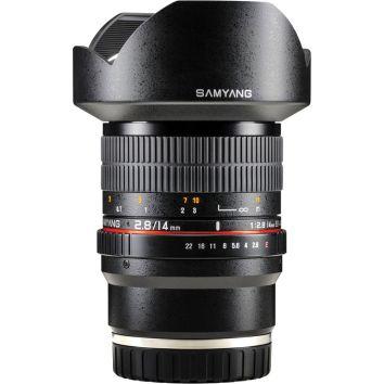 Samyang 14 mm f2.8