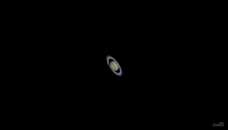 Saturno - Caraz - 26.07.15 - astrofotoperu