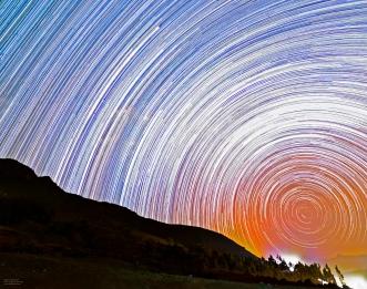 Colas de estrellas en Santiago de Tuna - Perú - 2do Reproceso