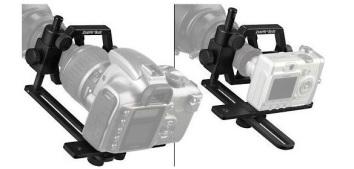 Orion Steady Pix - Adaptador para colocar una cámara.