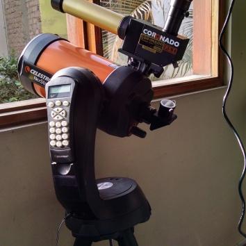 telescopio-coronado-pst-4-astrofotoperu
