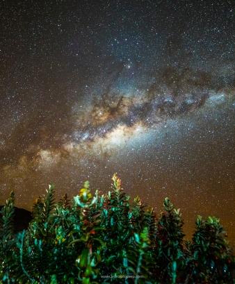 Vía Láctea - Hatun Machay - 27.05.17