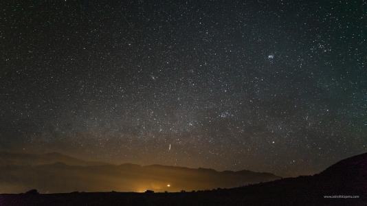 Lluvia de Estrellas de Perseidas #3 - 11.08.16 - Stgo. de Tuna