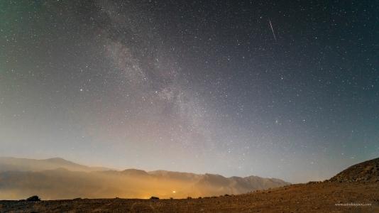 Lluvia de Estrellas de Perseidas #6 - 11.08.16 - Stgo. de Tuna