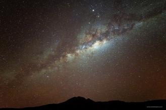 Vía Láctea - 08.05.16 - Stgo. de Tuna, Perú