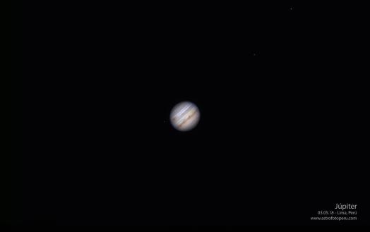 Júpiter - Lima, Perú - 03.05.18
