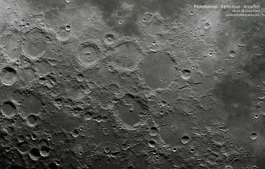 Ptolemateus - Alphonsus - Arzachel - 06.05.18